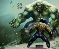 incredible hulk live wallpaper  Ownskin - Android Live Wallpaper