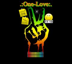 One Love Bob Marley By Sarahboo11 Downloaded 187